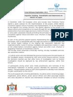 ProCAT Press Release Lagos Mission