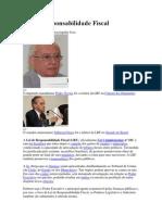 Lei de Responsabilidade Fiscal Wikipedia
