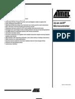 AVR32 Datasheet