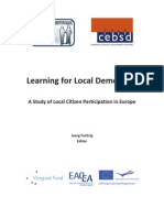 CEECN_CitizenParticipationStudy