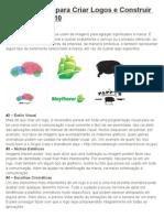 100 Princípios para Criar Logos e Construir Marcas