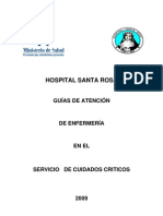 Guias Atencion Enfermeria Serv Uci 2009