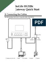 EchoLife HG520c Home Gateway Quick Start
