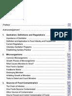 Essentials of Food Sanitation 002