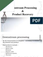 Downstream Processing 1