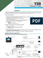 t39 manual de instalação