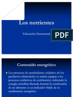 Educación Nutricional introducción de nutrientes (1)