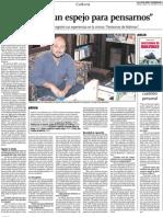 Entrevista a Federico Lorenz