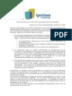 elconectivismounateoradeaprendizajeparalaeradigital-100604082153-phpapp02