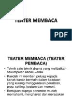 TEATER MEMBACA