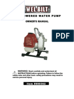 Water Pump Manual 1