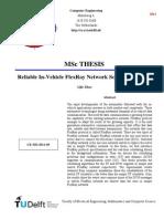 Scheduler Design for FlexRay Network_Final(3)