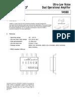 v4580 Datasheet