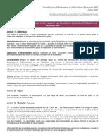 SFR CGU_Extranet800