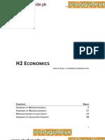 Fiveless Economics