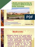 54dr.biodiversity Ppt Presentation