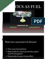 Plastic 2 Fuel