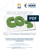CO2-A Future Chemical Fuel