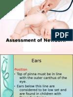 Assessment of Newborn
