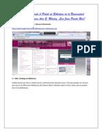 Como Buscar Tesis en El Portal de Biblioteca