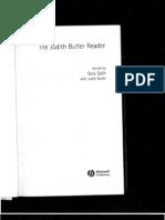 Butler Critique