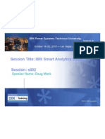 s002 Smart Analytics Power Tech