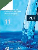 Guia Instalaciones de Suministro de Agua