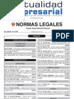 D.S. N°009-2011-TR BOLETA DIGITALIZADA
