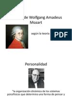 Mozart análisis con Allport