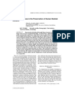 1988 WALKER ET AL Age and Sex Biases in the Preservation of Human Skeletal -Walker