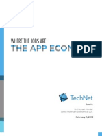 TechNet App Economy Jobs Study
