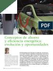 Artículo - conceptos de ahorro y eficienicia energetica