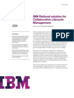 Rational Lifecycle by IBM