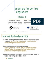 CAMS M2 Hydrodynamics