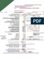 Excel Windload Calculator