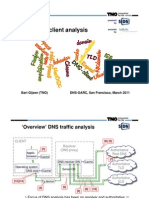 DNS(SEC) Client Analyses - Bart Gijsen, TNO