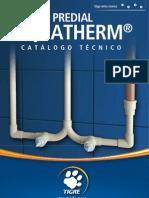 Água Quente Predial - Catálogo Técnico