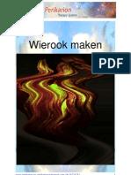 Cursus - Wierook MAKEN