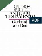 Estudios Sobre El Antiguo Testamento