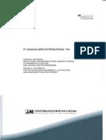 Laporan Keuangan 2010 Akasha Wira International ADES