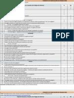 Formato verificación web