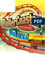 Roller Coaster Tycoon Manual | Amusement Park | Roller Coasters