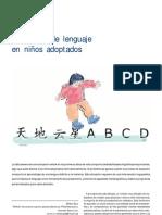 Problemas de Lenguaje en Nin.os Adoptados