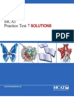 AAMC 7R Solutions