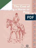 Afford a Horse