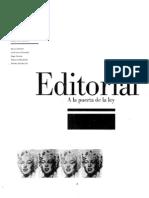 PEÑA Editorial Apuntes