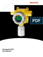 Sense Point XCD Technical Manual