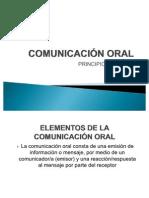 Conceptos de Comunicacion Oral