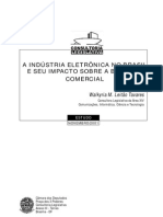 Analise Industria Eletronica No Brasil 2001