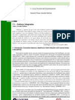 Cultivos Integrados - Dr. Geraldo Deffune